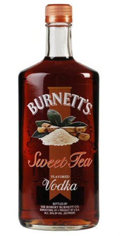 Burnetts Vodka Sweet Tea